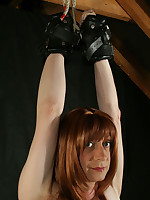 Lucimay has been punished so much by her master and she wants to show it all off.